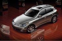 2010 Infiniti EX35, exterior, manufacturer
