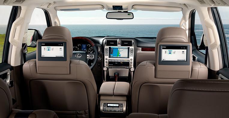 Lexus Gx 460 Interior. 2010 Lexus GX 460,