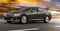2010 Lexus LS 600h L, 2010 LS 600h L , exterior, manufacturer