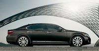 2010 Lexus LS 600h L, side view, exterior, manufacturer