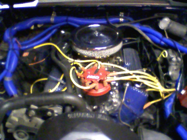 Picture of 1985 Ford Mustang GT, engine
