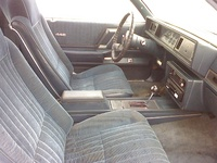 1987 Oldsmobile 442 picture, interior