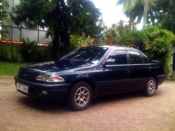 AUTO.RIA – Купить Toyota Carina 1997 г.в. из Литвы ...