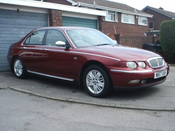 Picture of 1999 Rover 75