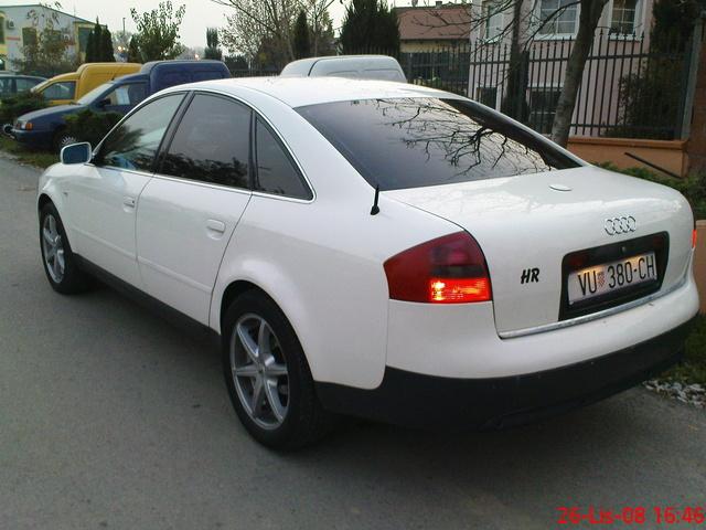Picture of 1999 Audi A6 4 Dr 2.8 quattro AWD Sedan, exterior