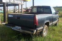Chevrolet C/K 1500 Questions - replaced fuel pump and gas