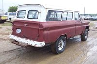 1965 Chevrolet Suburban Overview