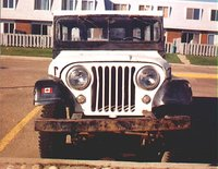 1955 Jeep CJ5 Overview