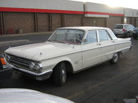 1962 Mercury Meteor Overview