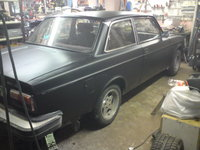 1976 Volvo 240 Picture Gallery