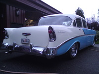 1956 Chevrolet Bel Air picture, exterior