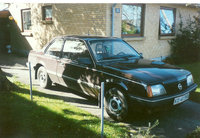 1983 Opel Ascona Overview