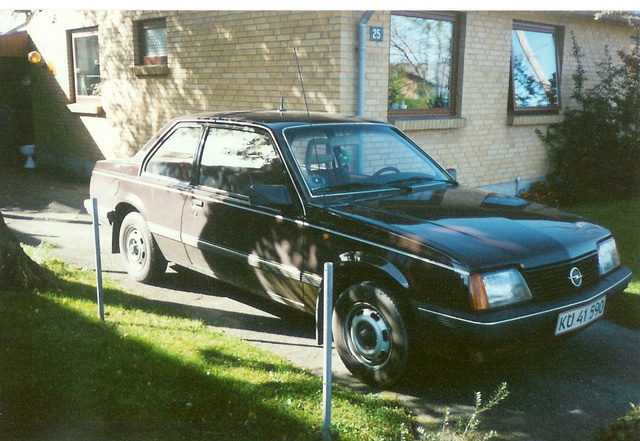 Picture of 1983 Opel Ascona