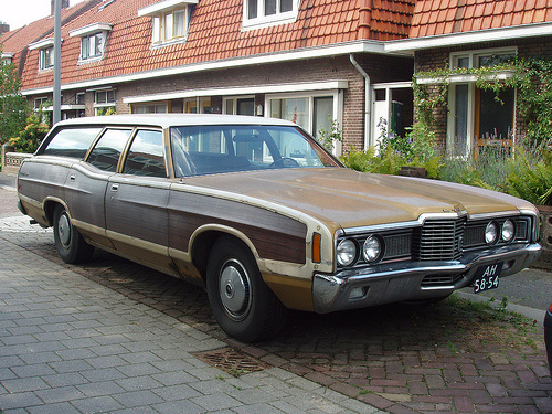 Picture of 1972 Ford Country Squire, exterior