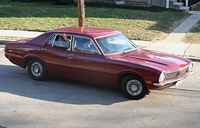 Picture of 1972 Ford Maverick, exterior