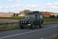Picture of 2001 Land Rover Defender, exterior, gallery_worthy