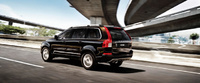 2010 Volvo XC90, Back Left Quarter View, manufacturer, exterior