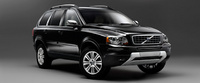 2010 Volvo XC90, Front Right Quarter View, manufacturer, exterior