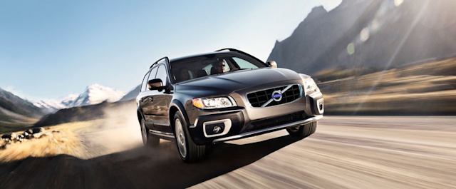 2010 Volvo XC70, Front View, exterior, manufacturer, gallery_worthy
