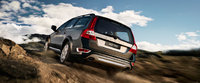 2010 Volvo XC70, Back View, exterior, manufacturer, gallery_worthy