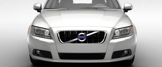 2010 Volvo V70, Front View, exterior, manufacturer