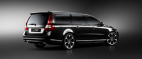 2010 Volvo V70, Back Right Quarter View, manufacturer, exterior