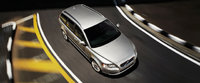 2010 Volvo V50, Overhead View, exterior, manufacturer