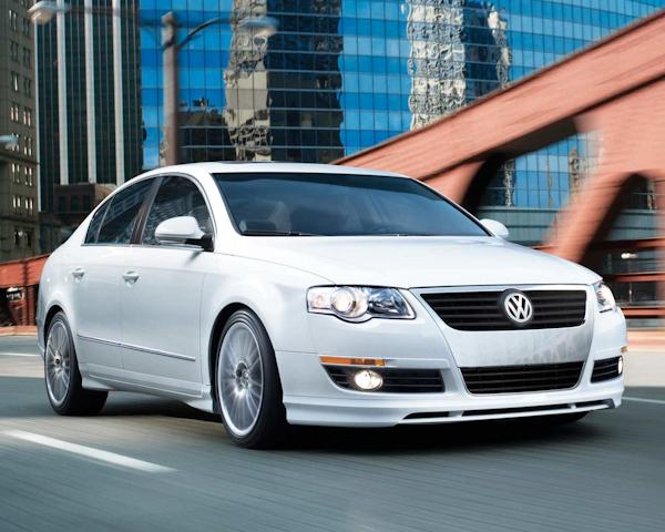 2010 Volkswagen Passat Wagon Tuning Pictures