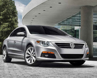 2010 Volkswagen CC, Front Right Quarter View, manufacturer, exterior