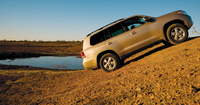2010 Toyota Land Cruiser Picture Gallery