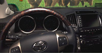 2010 Toyota Land Cruiser, Interior View, interior, manufacturer