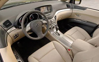 2010 Subaru Tribeca, Interior View, interior, manufacturer