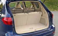 2010 Subaru Tribeca, Interior Cargo View, exterior, interior, manufacturer