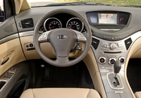 2010 Subaru Tribeca, Interior View, manufacturer, interior