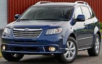 2010 Subaru Tribeca, Front Left Quarter View, exterior, manufacturer
