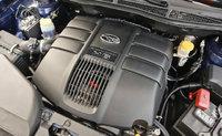 2010 Subaru Tribeca, Engine View, engine, manufacturer
