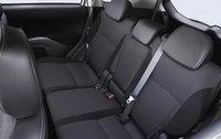 2010 Mitsubishi Outlander, Interior View, interior, manufacturer