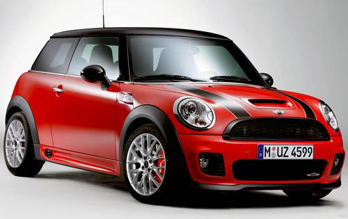 2010 MINI Cooper, Front Right Quarter View, exterior, manufacturer
