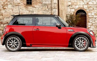 2010 MINI Cooper, Right Side View, manufacturer, exterior