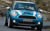 2010 MINI Cooper, Front View, exterior, manufacturer