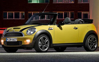 2010 MINI Cooper, Front Right Quarter View, manufacturer, exterior