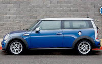 2010 MINI Cooper Clubman, Left Side View, exterior, manufacturer