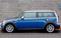 2010 MINI Cooper Clubman, Left Side View, manufacturer, exterior
