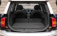 2010 MINI Cooper Clubman, Interior Cargo View, manufacturer, interior