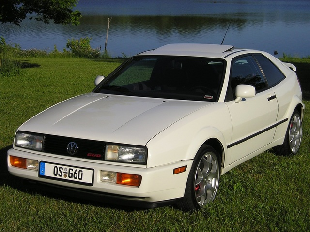 Picture of 1990 Volkswagen Corrado 2 Dr Supercharged Hatchback, exterior, gallery_worthy