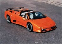 1998 Lamborghini Diablo Picture Gallery