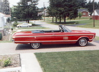 1966 Plymouth Fury Overview