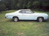 1975 Plymouth Duster Overview