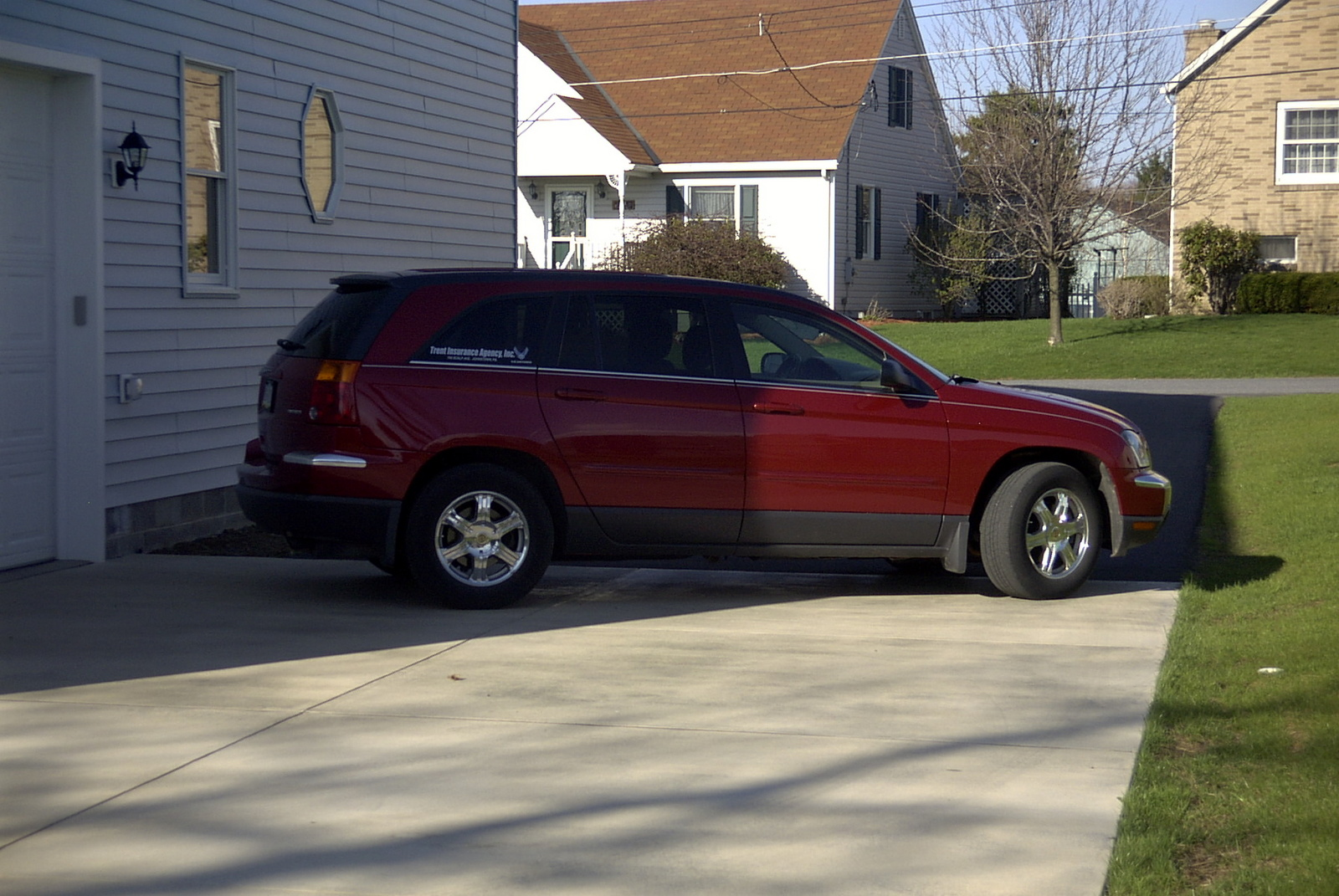 2004 Chrysler Pacifica - Pictures - 2004 Chrysler Pacifica Base AW ...
