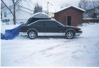 1991 Oldsmobile Cutlass Supreme 2 Dr International Coupe picture, exterior